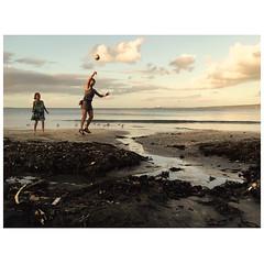 Good Time (<be>) Tags: beach ball score goodtime takapunabeach