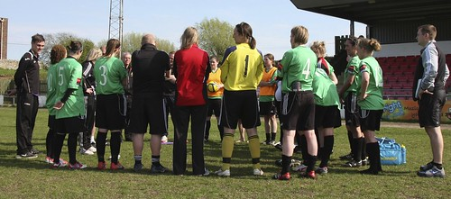 Lewes Ladies v West Ham 5 5 2013 6592