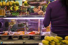 Barcelona - 20-04-2013 (DNS Fotografa) Tags: barcelona street trip travel light art de photography photo spain europe minolta sony bcn dani mercado konica 1855 fotografia alpha sel boqueria maxxum c3 mercat nex nidazo