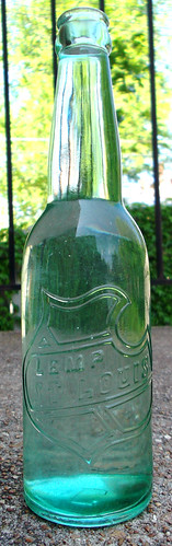 1910 LEMP Crown-top Beer Bottle Pre-Prohibition