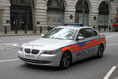 BX09PZL / DBF BMW 525d Armed Response Vehicle of the Met (Ian Press Photography) Tags: london cars car pc transport police bmw vehicle service met emergency metropolitan officer services response armed 999 dbf arv pzl 525d bx09 bx09pzl