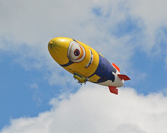 ric 51213_3338 (sandy's dad) Tags: richmond blimp minion 2013