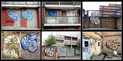Broken Britain!! (Drax WD) Tags: london graffiti wd drax pfb