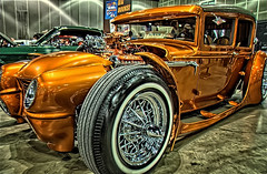 Star Car @ The Big Photo Show (Kris Kros) Tags: photoshop photography nikon kris hdr kkg d300 photomatix cs6 kros kriskros top20hdr kkgallery