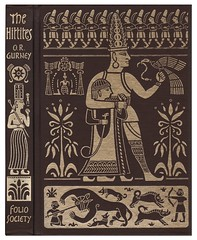 The Hittites (Unkee E.) Tags: illustration vintage typography graphicdesign coverart books bookcovers bookjacket hittites theswordinthestone foliosociety johnlawrence simonnoyes vintagebookcovers bookcoverillustration theoncefutureking
