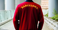 The Backside of The Adidas Originals Barcelona Track Top by EnLawded.com (The Lawd for EnLawded) Tags: world barcelona madrid espaa fashion sport vintage fan blog spain etoo style gear catalonia retro collection originals celebration gaud aragon greatest adidas item swag puyol rare exclusive catalan collector barna garment messi ciutatcomtal iniesta xaxi uploaded:by=flickrmobile flickriosapp:filter=nofilter enlawded caloa