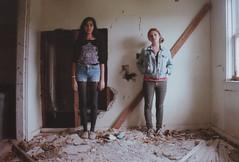 135/365 (Jimmy Carpenter) Tags: house abandoned film portraits massachusetts dslr destroyed dartmouth