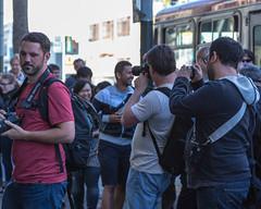 World's Largest Photowalk (Alt Ubante) Tags: sanfrancisco google photowalk yerbabuena thomashawk gplus treyratcliff googleglass glassphotowalk treyhawkwalk