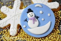 Snowman 1 (sweetsuccess888) Tags: christmas cookies dessert snowman pastries loaves christmasgift dessertbar sweetsuccess