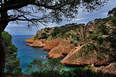 S'Agar - Costa Brava (Jaume CP BCN) Tags: nikon catalonia catalunya costabrava catalua catalogne sagar lempord d700 mygearandme nikkor24120f4vr rememberthatmomentlevel1 rememberthatmomentlevel2