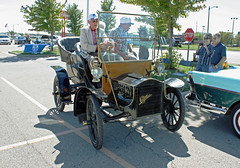 1905 Cadillac Model F Side Entrance 4-Passenger Touring Car (2 of 5) (myoldpostcards) Tags: auto cars car nose illinois model classiccar vintagecar automobile gm antiquecar cadillac il f springfield autos grille oldcar touring 2012 1905 frontend generalmotors luxurycar secretaryofstate 63rd sideentrance motorvehicle collectiblecar 9812 4passenger myoldpostcards vonliski antiquevehicleshow september82012