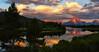 The Magic of Good Light (Jeff Clow) Tags: snakeriver mountmoran tetons grandtetonnationalpark oxbowbend jacksonholewyoming tpslandscape