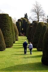 Lovers Walk (Heaven`s Gate (John)) Tags: trees england sunlight house green gardens landscape shadows walk lawn lovers national trust yew warwickshire packwood sermononthemount lapworth 10faves johndalkin heavensgatejohn