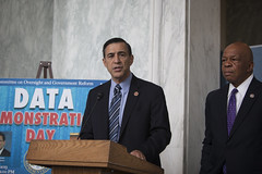 Chairman Issa and Ranking Member Cummings Hosting Data Demo Day (OversightandReform) Tags: congress transparency data republicans issa legislation opengovernment ericcantor majorityleader opendata governmentdata darrellissa oversightcommittee