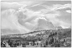 storm_bw_01 (StephenWilliDesigns) Tags: blackandwhite snow storm mountains weather jackson wyoming tetons grandteton jacksonhole grandtetonnationalpark