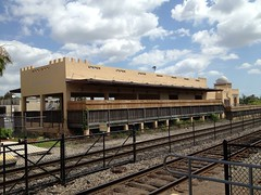 Seaboard Air Line Train Station Opa-Locka (Phillip Pessar) Tags: station train air places historic line national depot register opa seaboard locka