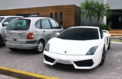 Lamborghini Gallardo LP560-4 Coupe (Natty France) Tags: floripa summer brazil brasil canon south florianópolis verão t3 santacatarina lamborghini coupe sul gallardo ilhadamagia flagras 1100d lp5604