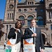 Mitzie Hunter and John Tory deliver Our Region, Our Move report to Queen's Park