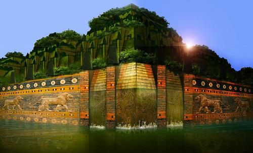 "Jardines colgantes de Babilonia • <a style=""font-size:0.8em;"" href=""http://www.flickr.com/photos/30735181@N00/8744287999/"" target=""_blank"">View on Flickr</a>"