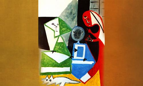 """Meninas, iconósfera de Diego Velazquez (1656), estudio de Francisco de Goya y Lucientes (1778), paráfrasis y versiones Pablo Picasso (1957). • <a style=""""font-size:0.8em;"""" href=""""http://www.flickr.com/photos/30735181@N00/8747979802/"""" target=""""_blank"""">View on Flickr</a>"""