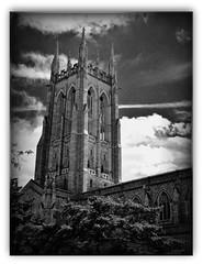 Storm over Bryn Athyn (MissyPenny) Tags: history cathedral pennsylvania landmark historiclandmark montgomerycounty brynathynpennsylvania kodakz990