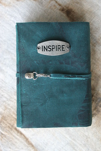 INSPIRE TIE DYE JOURNAL