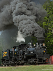 Cass, Greenbrier, Cheat & Bald Knob Scenic Railroad (Jason Lowe Photography) Tags: railroad heritage history classic tourism train vintage scenic railway tourist steam westvirginia restored shay locomotive cass railfan freight cheat excursion baldknob grenbrier
