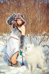Husky Girls (Grigor_M) Tags: girls wild woman sexy beauty female sensual 5d