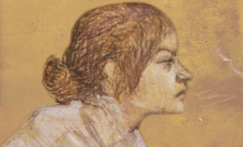 "Las Madeleines escuchando la soleada soledad, descripciones de Henri de Toulouse Lautrec (1889) y Pablo Picasso (1904). • <a style=""font-size:0.8em;"" href=""http://www.flickr.com/photos/30735181@N00/8815721828/"" target=""_blank"">View on Flickr</a>"