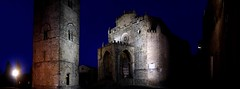 "101/365 - ""On the Go"" nr.12 (Luca Rossini) Tags: panorama tower church night project square landscape town blog onthego pano sony medieval theme sicily 365 duomo erice ladscape ipad rx1 photogene 365daysofrx1 onecameraonelenstwelveprojects"