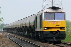 DBS Class 60 - 60099 (NewSpectrum) Tags: diesel tea tata rail loco brush db class british locomotive tug railways freight 60 tanks dbs 60099 6m00