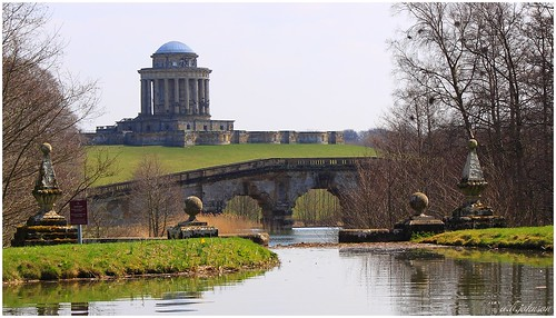 CASTLE HOWARD BRIDGE AND MAUSOLEUM