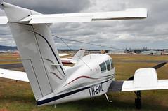 VH-EWL Beechcraft 76 Duchess Air Gold Coast (Robert Frola Aviation Photographer) Tags: beechcraft beechcraftduchess 2013 nikond90 ybaf vhewl airgoldcoast