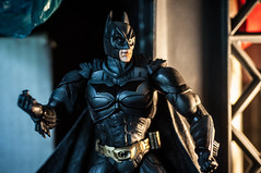 Batman (misterperturbed) Tags: batman dccomics darkknight playartskai darkknightrises darkknighttrilogy