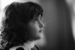 Anamika watches TV . . . from real close . . .5D3L5580B&W (Swaranjeet) Tags: life portrait people india female canon eos photos candid indian capital full frame indie 5d thane fullframe dslr mumbai financial mmr sjs candidportrait mkiii hindustan indianpeople 2013 swaran sjsphotography 5dmkiii swaranjeet eos5dmkiii canoneos5dmkiii swaranjeetsingh swaranjeetphotography sjsvision bharatvarsh