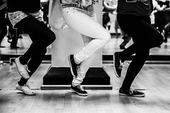 Lindy Hop (kattdandy) Tags: woman studio manchester dance group swing lesson lindyhop lindy studio25 sugabomb