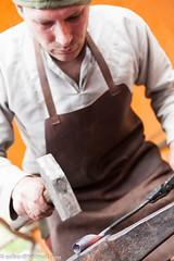 Craftsman (Es Feer) Tags: blacksmith craftsman alkmaar candlestick vakwerk kandelaar smid smeden kaaskoppen