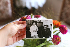 touch - my grandparents years ago (Sweety586) Tags: flowers canon 50mm foto bokeh 14 touch smooth blumen grandparents bild silky jahre 6d yeara groseltern
