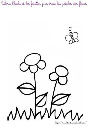 AAAAAAAAAAAAMaternelle fiche pétales de fleurs
