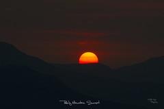 Rocky Mountain Sunset SP (H.B. Mejia) Tags: sunset spectacular alberta stunning watertonlakes waterton crimsonskies dramaticskies southernalberta watertonlakespark sunsetovermountains scenicsunset stunningphotography spectacularphotography