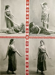 """Performers in """"Daphnis & Chloe.""""  Photos in Comoedia Illustre (June 15, 1912) (lhboudreau) Tags: ballet music paris france art magazine french dance theater dancers theatre journal dancer russian performers ballets diaghilev russianballet daphnisandchloe sergeidiaghilev balletrusse balletsrusses sergediaghilev daphnisetchloe comoediaillustre diaghileff"""