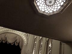A05538 / not exactly dress circle (janeland) Tags: sanfrancisco california monochrome architecturaldetail desaturated february operahouse 70 94102 warmemorialoperahouse 2013