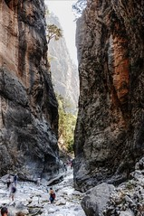 Bad Knee Day (Elliott Bignell) Tags: mediterranean hellas kreta greece crete gorge griechenland kriti mittelmeer samari samariaschlucht