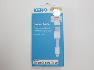 Kero - Lightning Nomad Cable