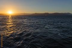 San Francisco (Edi Bhler) Tags: sanfrancisco california bridge sunset lagune nature bay sonnenuntergang familie natur structure waters sanfranciscobay brcke bauwerk suspensionbridge ferien contrejour gegenlicht hngebrcke gewsser vereinigtestaaten 2470mmf28 nikond3 goldengatebridgesanfranciscolm