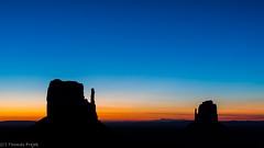 Navajo Tribal Park (Thomas Frejek) Tags: arizona usa monumentvalleynavajotribalpark 2013 westmittenbutte eastmittenbutte tsbiindzisgaii oljatomonumentvalley