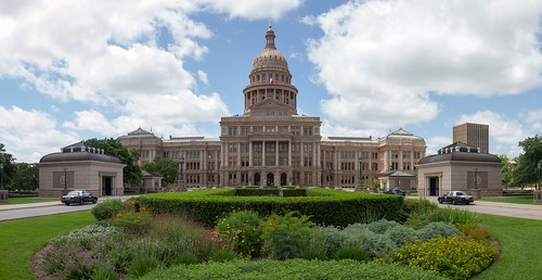 Texas State Capitol from the North