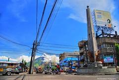 mayon looms over legaspi (Rex Montalban Photography) Tags: volcano philippines mayon bicol legaspi daraga rexmontalbanphotography