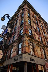 New York City - Corner Rivington & Ludlow Sts (David Pirmann) Tags: newyorkcity lowereastside rivington