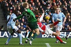 Prediksi Manchester City vs Arsenal 14 Desember 2013